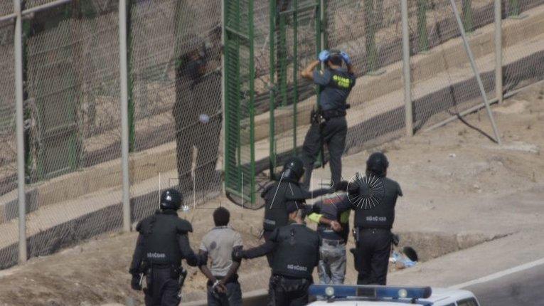 Конституційний суд Іспанії підтримав примусову депортацію нелегалів