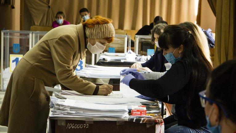 Тільки чверть полтавців прийшла на виборчі дільниці, — дані ЦВК