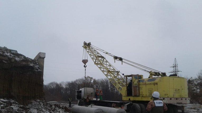 На Донеччині відновлюють зруйновану російськими окупантами інфраструктуру