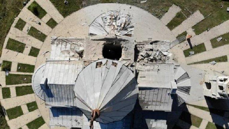 Вірменія звинуватила Азербайджан у знищенні християнських храмів Карабаху