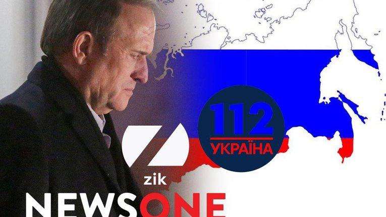 Хроніки українофобії: Медведчук повертає Азарова у вітчизняну політику з дозволу Зеленського