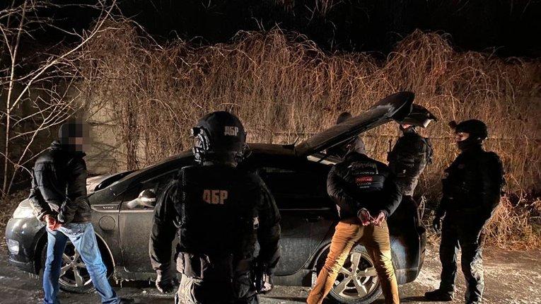Агенти ДБР викрили на Київщині ОЗУ, створену підлеглими Авакова