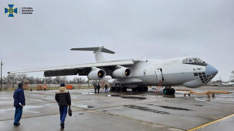 На Миколаївщині СБУ не допустила вивезення закордон військового авіаобладнання