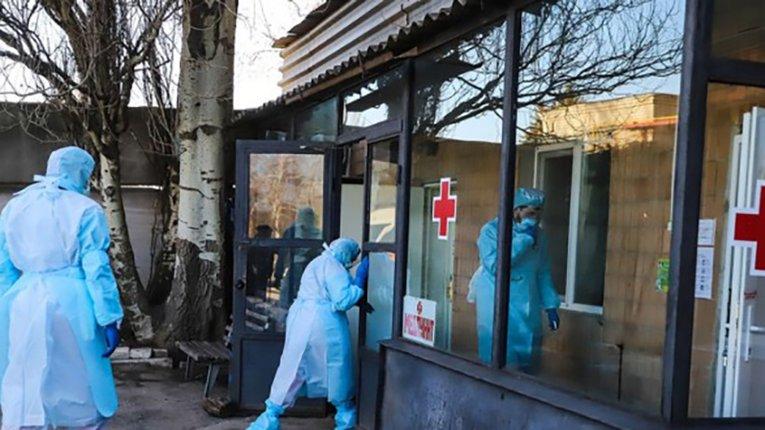 На окупованій частині Донецької області зростає кількість заражених коронавірусом