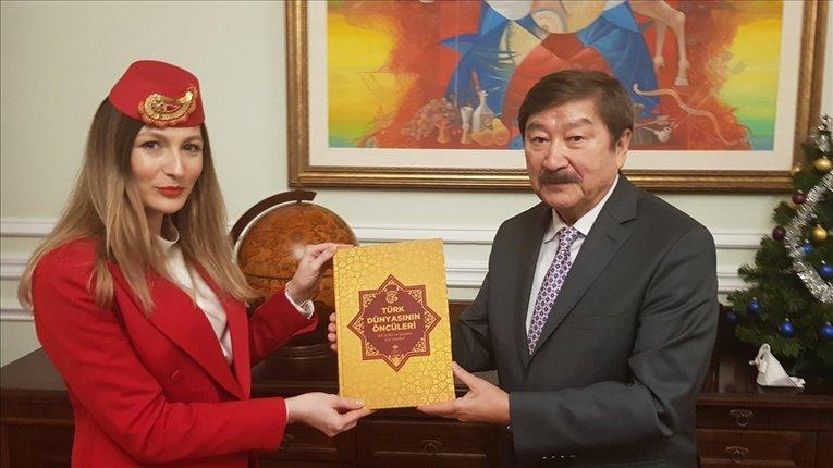 Україна розширює співробітництво з тюркським світом