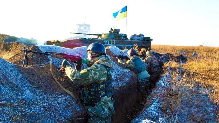"""Бойовики """"провокували українських військових"""" неподалік населеного пункту Березове"""