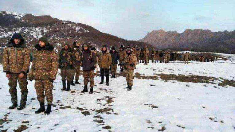 У Карабасі активізувалися вірменські «партизанські загони»