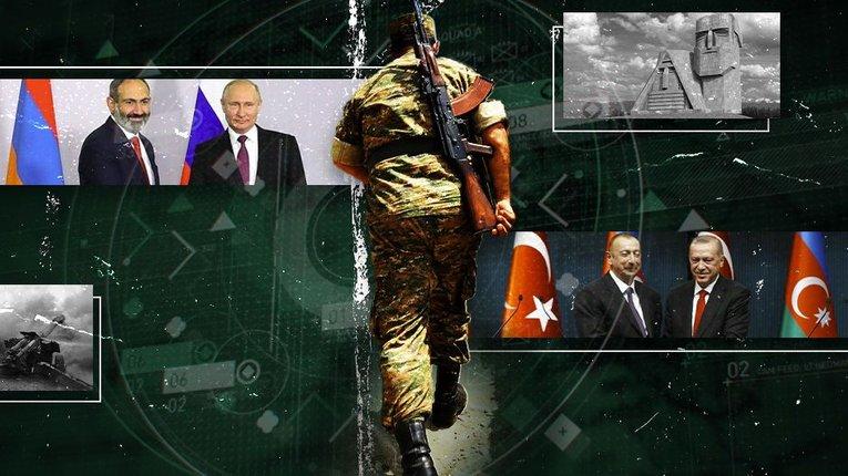 Вірмени опублікували відео спалення азербайджанського військового