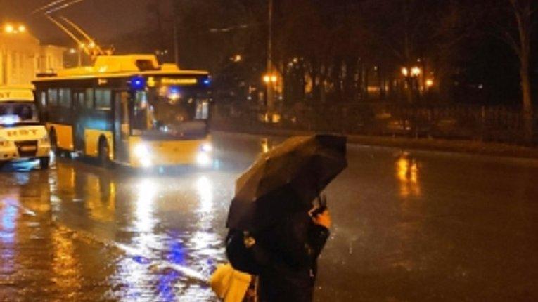 Новий рік мешканці Полтавської області зустрінуть із рясним дощем