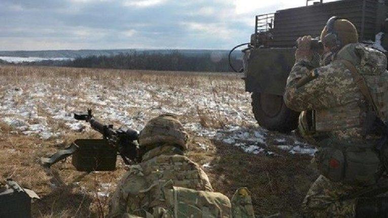Російські окупанти обстрілами «привітали» ЗСУ з Новим роком