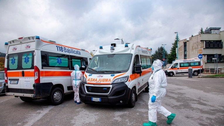 Італія встановила черговий коронавірусний антирекорд