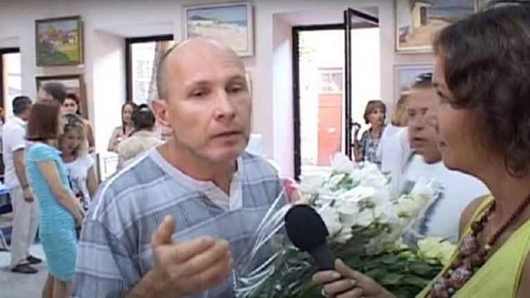 Одеського живописця Сергія Лозовського здолав COVID-19