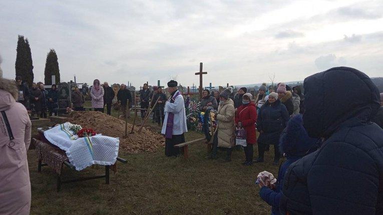 На Донбасі загинула військова з Вінниччини Вікторія Слободянюк