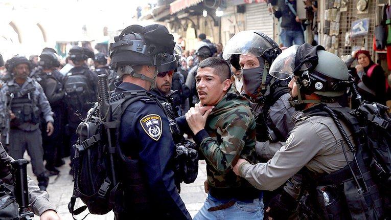 """Єврейська правозахисна організація """"Бецелем"""" звинуватила владу Ізраїля в апартеїді палестинців"""