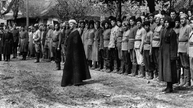 Історія повстанців Холодного Яру