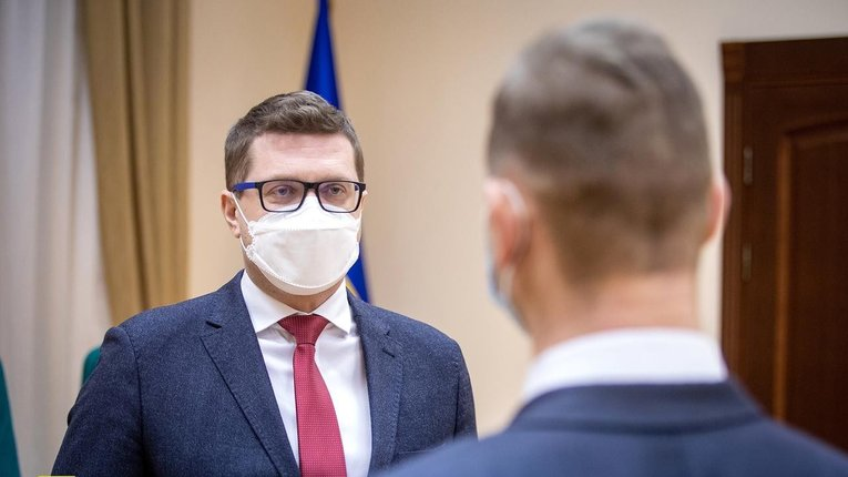 Баканов «чистить» СБУ, корупціонери йдуть на підвищення