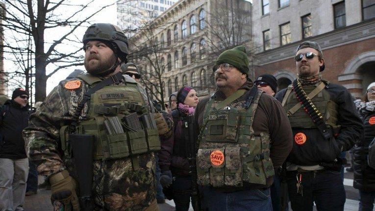 Так в США відстоюють своє право на зброю