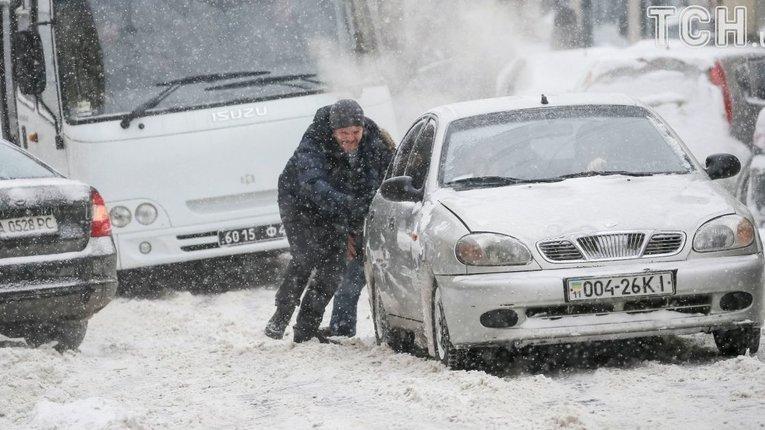ДСНС попереджає про значне погіршення погодних умов упівнічних та центральних областях країни