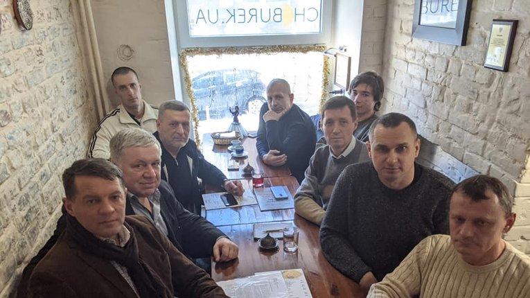 Колишні бранці Кремля створюють Платформу звільнення політв'язнів