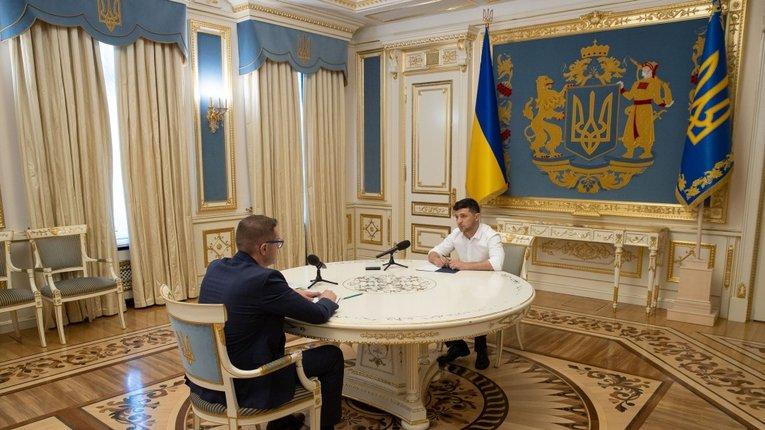 Плівки Баканова: голова СБУ досі шукає тих, хто записував прем'єр-міністра Гончарука
