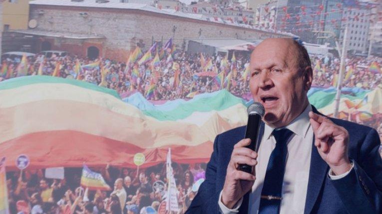 Ексочільник МВС Естонії: «Світле майбутнє нашій батьківщині забезпечуватимуть ґеї та заробітчани?»