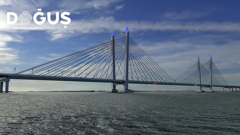 Міст через Дніпро у Кременчуці зводитиме турецька компанія