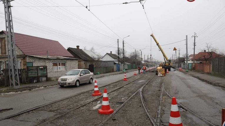 Центр з'єднати з околицями: у Запоріжжі відновлюють один із найдовших трамвайних маршрутів
