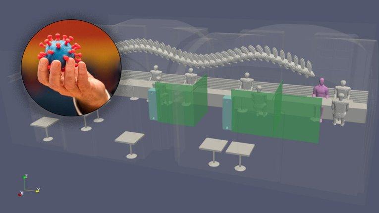 Ефективна вентиляція знижує концентрацію COVID-19 у повітрі, – науковці Гельсінського університету