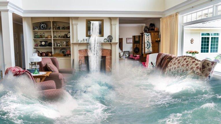 Прості правила для тих, у кого затопило квартиру
