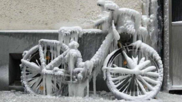 У цю ніч на Полтавщині очікується до 20 градусів морозу