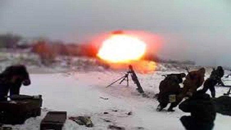 Проросійські терористи сьогодні гатили з мінометів, гранатометів та снайперської зброї – штаб ООС