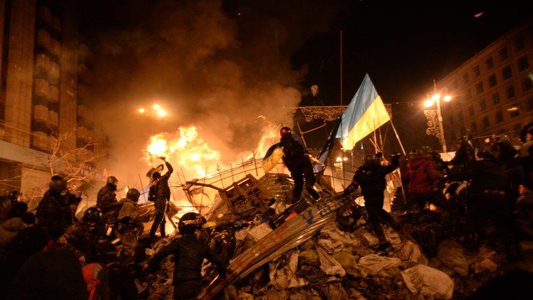 """Слава """"провокаторам"""": українці згадують чергову річницю розстрілів під час Революції Гідності"""
