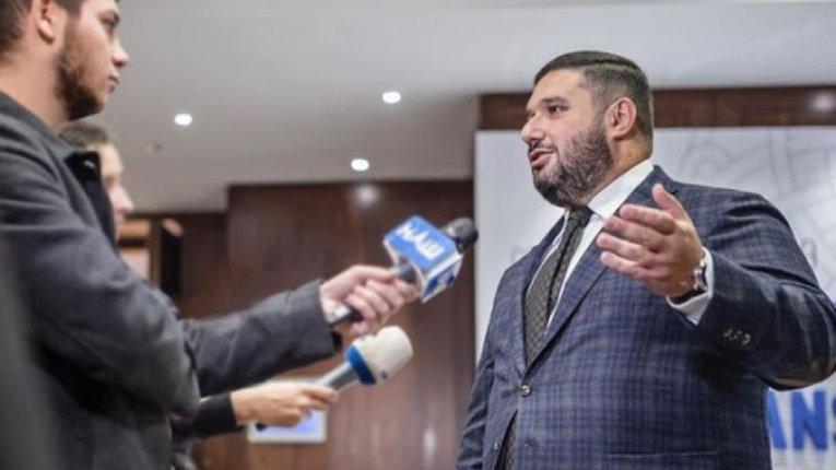 Голова Спілки вірмен України володіє активами телеканалу «НАШ»