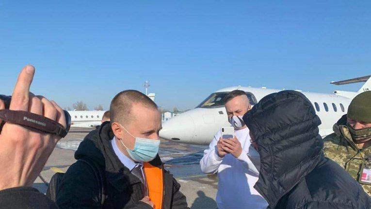 В Борисполі, під час спроби залишити країну, затримали топфігуранта у справі ПриватБанку