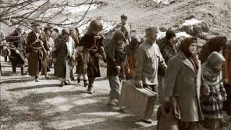 Роковини депортації чеченського народу