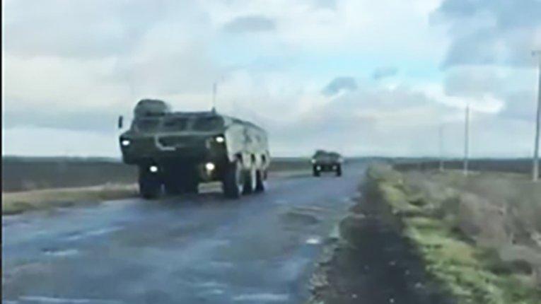 ЗСУ перекидає комплекси«Точка-У»до адмінкордону з окупованим Кримом