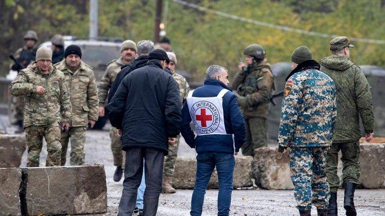 Вірменські окупанти вимагають, аби Азербайджан повернув їхніх «терористів»