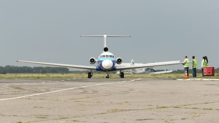 7 мільйонів 300 тисяч гривень вкрали під час капремонту аеропорту в Полтаві