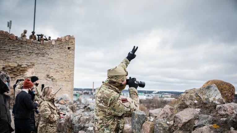 В Естонії розпочалися масштабні авіанавчання НАТО