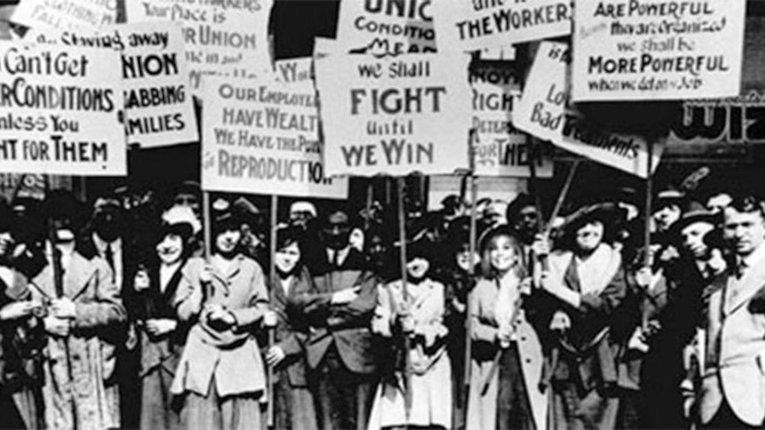 Права повій, євреї і Клара Цеткін. Реальна історія «8 березня»