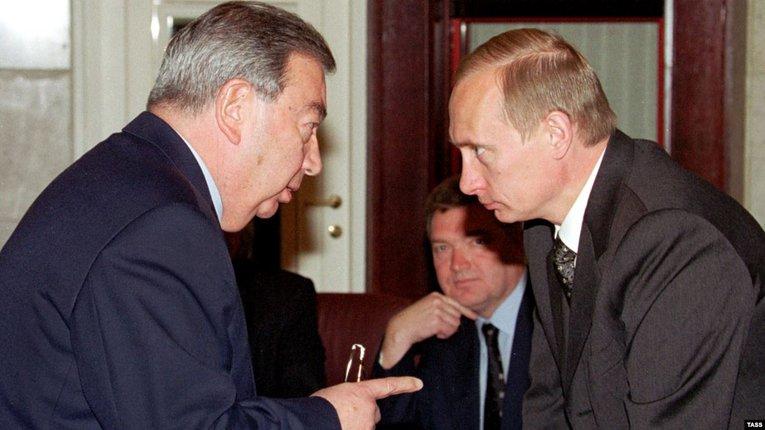 Путін і Примаков