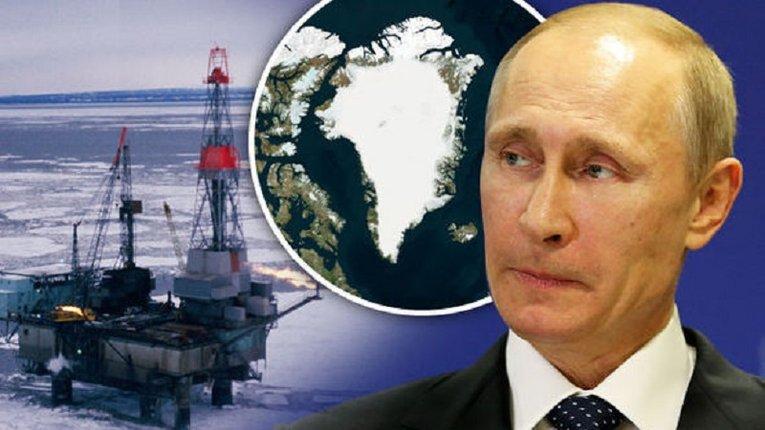 Путін мілітаризує російську частину Арктики