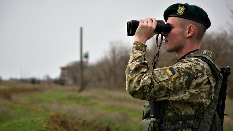 На Луганщині прикордонники виявили дрона-наркокур'єра, яким переправляли зілля в РФ