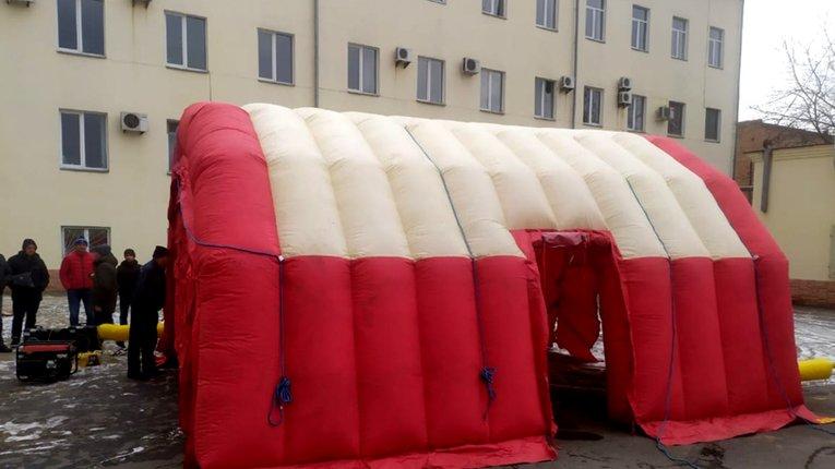 Полтавські рятувальники отримали нове обладнання