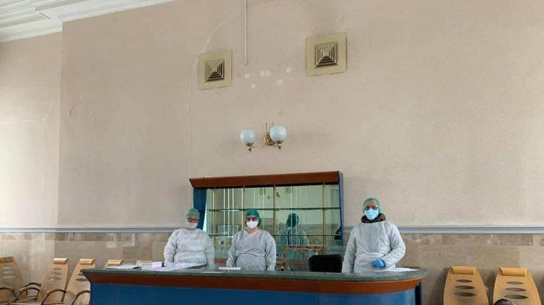 На вокзалі в Полтаві тестуватимуть на коронавірус