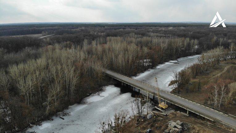 Міст через Псел відремонтують за 68 мільйонів