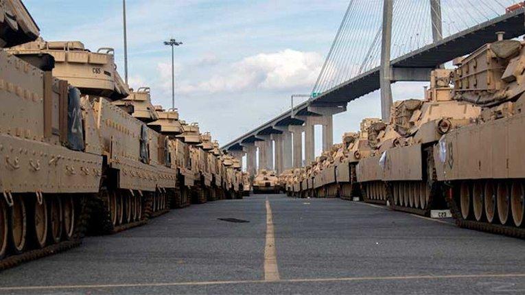 НАТО готується відбити напад росії на Європу
