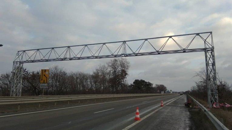 На Полтавщині встановлять нові системи зважування транспорту