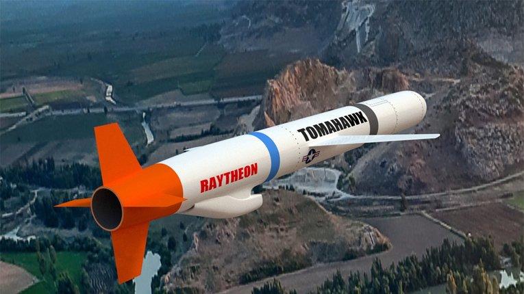 """Привіт """"залізному щуру"""": Американці розгорнуть в Чорному морі новітні крилаті ракети"""