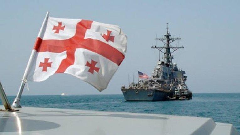 Грузія і НАТО провели морські маневри неподалік окупованої росіянами Абхазії